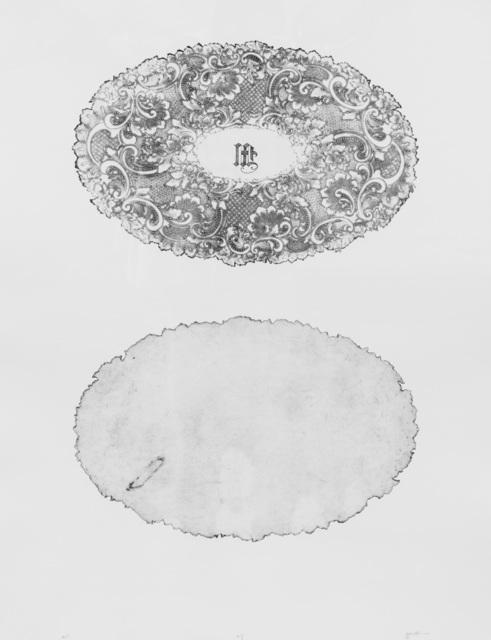 , 'M,' 2016, Page Bond Gallery
