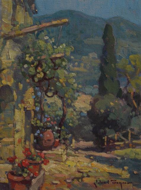 , 'Tuscan Villa (Pieve di Chio),' , J. Cacciola Gallery