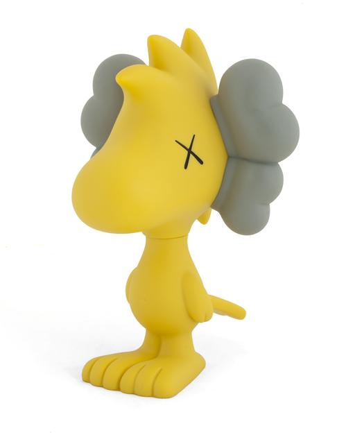 KAWS, 'Woodstock', 2012, Sculpture, Painted cast vinyl in original box, Julien's Auctions