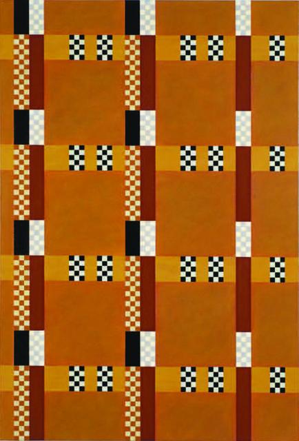 , 'Dark Continent,' 2003, Charles Nodrum Gallery