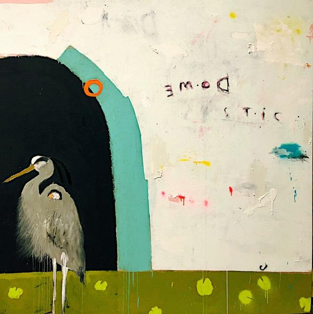 , 'Homeflown,' 2018, Bruce Lurie Gallery