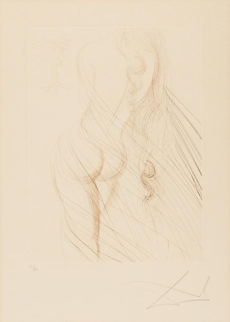 Salvador Dalí, 'Nu (Le nu sanguine) (M & L 250; Field 68-2C)', 1968, Forum Auctions