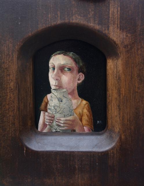 , 'Bird Vase,' 2017, bo.lee gallery