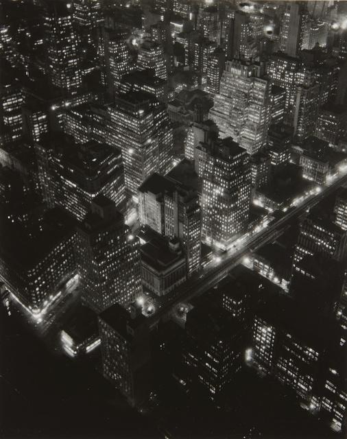 Berenice Abbott, 'New York at Night', Sotheby's