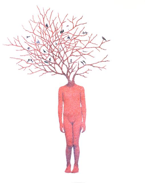 , 'From Eden #5,' 2015, Muriel Guépin Gallery