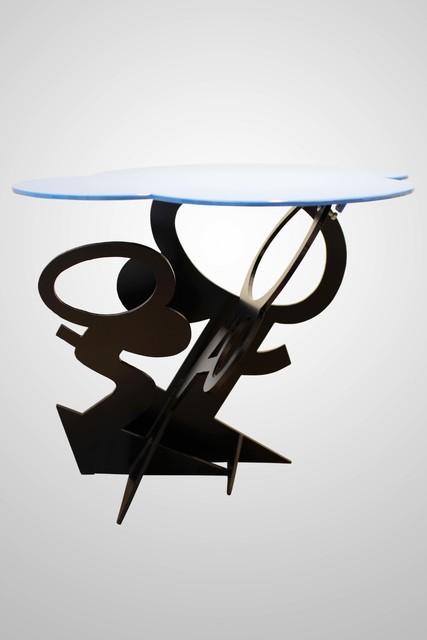 , 'Table - Landscape in a cloud,' 1992, Galerie Loft