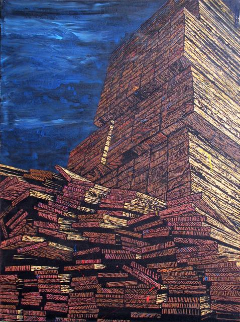 , 'Babel,' 2017, Coagula Curatorial