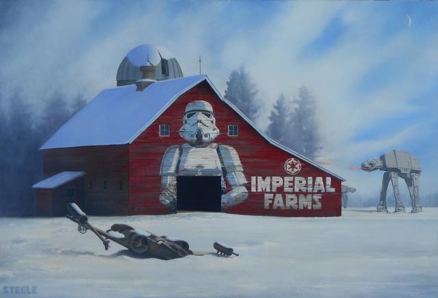 , 'Imperial Farms,' 2018, Modern West