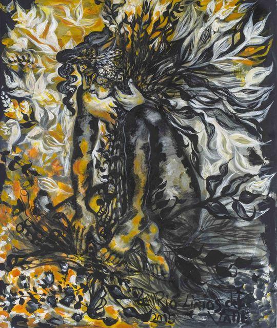 Zaida del Río, 'Lirios del valle / Lily of the Valley', 2015, ArteMorfosis - Galería de Arte Cubano