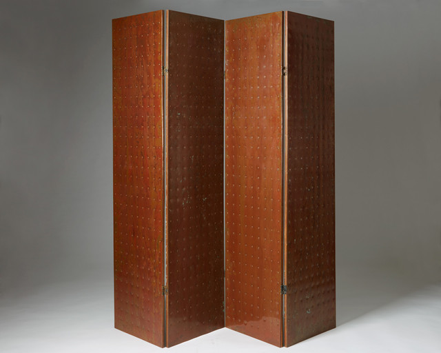 , 'Folding screen,' 1989, Modernity