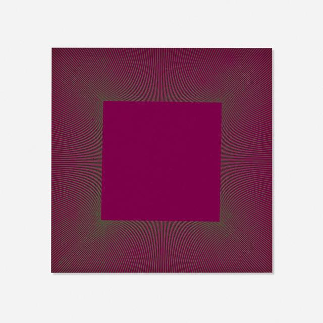Richard Anuszkiewicz, 'Untitled (Annual Edition)', 1979, Wright