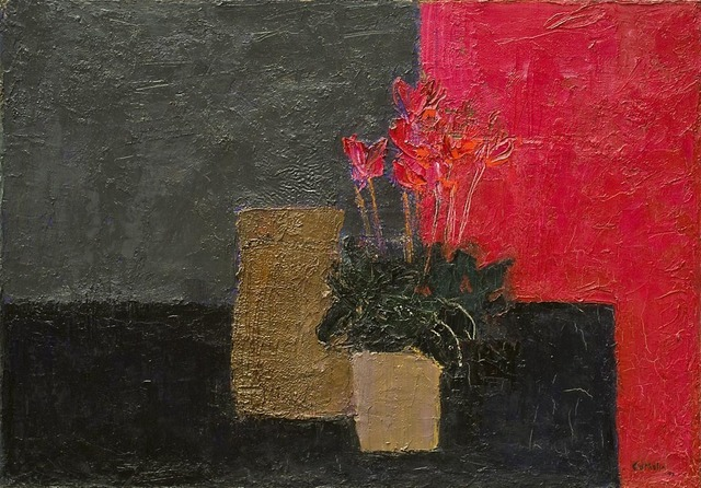 , 'Nature Morte au Cyclamen Rouge,' 1992, Gallery Jones