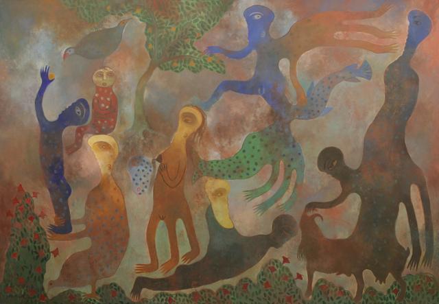 , 'Pacíficos y Naranjas ,' 2004, Gary Nader