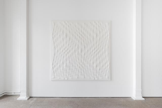 , 'Superficie Bianco,' 2002, Galerie Greta Meert
