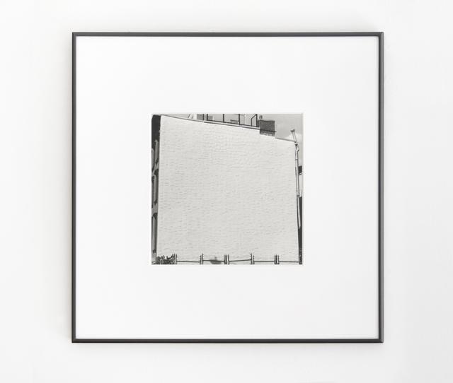 , 'Wall #1,' 2014, Muriel Guépin Gallery