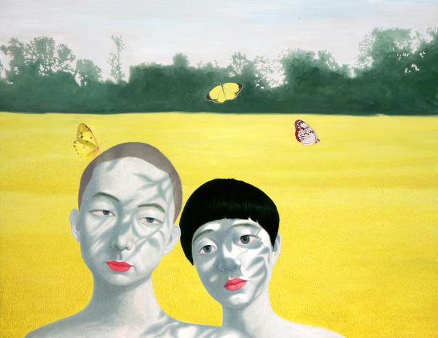 Woo-lim Lee, 'A walk', 2015, Gallery LEE & BAE