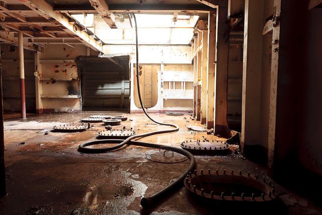 , 'JP5 Pump Room,' , Front Room Gallery