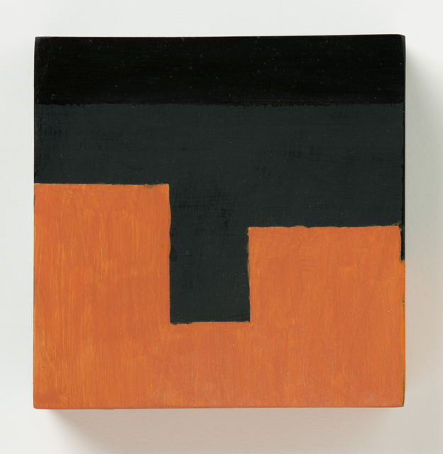 Judy Cooke, 'Strata', 2015, Painting, Oil and wax on wood, Elizabeth Leach Gallery