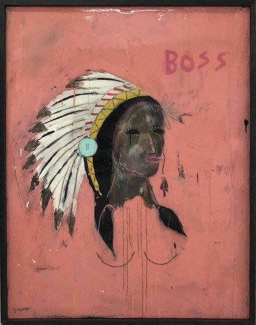 , 'She E.O,' , Bruce Lurie Gallery