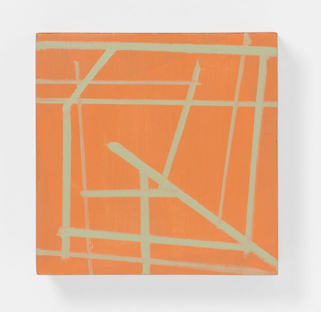 Judy Cooke, 'Box', 2015, Painting, Oil anad wax on wood, Elizabeth Leach Gallery