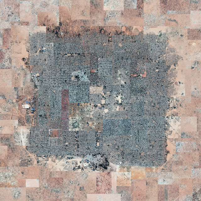 , 'Dadaab,' 2017, Luisa Catucci Gallery
