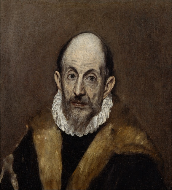 , 'Portrait of an Old Man,' 1595-1600, The Metropolitan Museum of Art