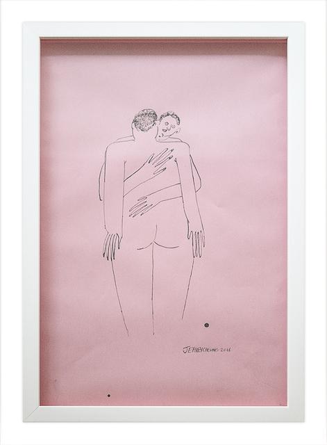 , 'Hug?,' 2016, Hashimoto Contemporary