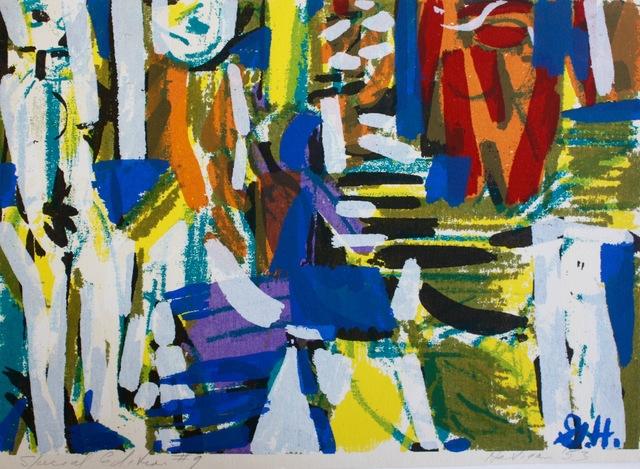 , 'Untitled,' 1953, Aaron Galleries