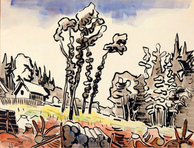 , 'Glade in the Spessart,' 1949, e.artis contemporary