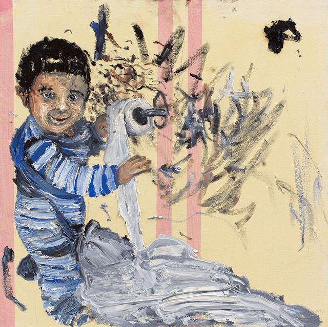 , 'Homerus Brutus 15,' 2014, Zipper Galeria