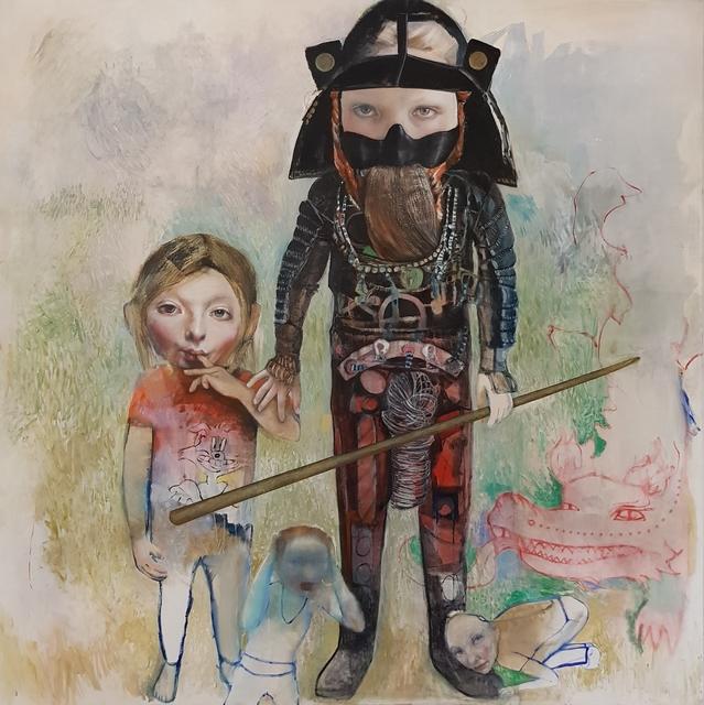 Tamara Muller, 'War Painting 1', 2009-2018, Galerie Bart