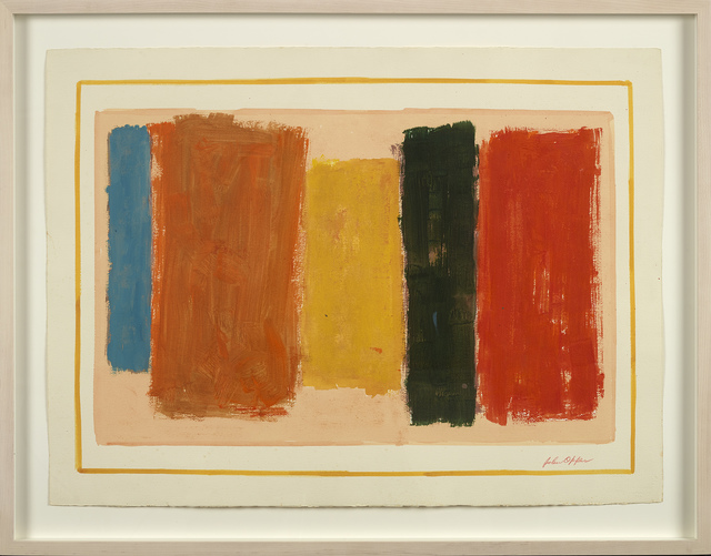 , 'Untitled 75w,' 1971, Berry Campbell Gallery