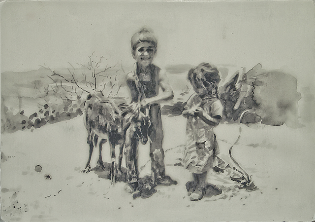 , 'Companions II 2/3,' , Gail Severn Gallery