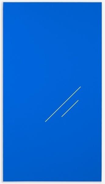 , 'BCUASEE THE SKY IS BULE,' 2014, Jonathan Viner