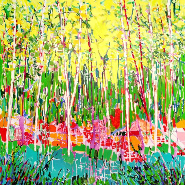 , 'Bold Stroke,' 2017, Gallery 133