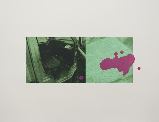 , 'The scene No.2,' 2014, Rén Space