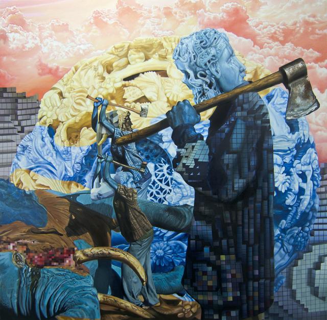 , 'Blood Ivory,' 2015, Jenn Singer Gallery