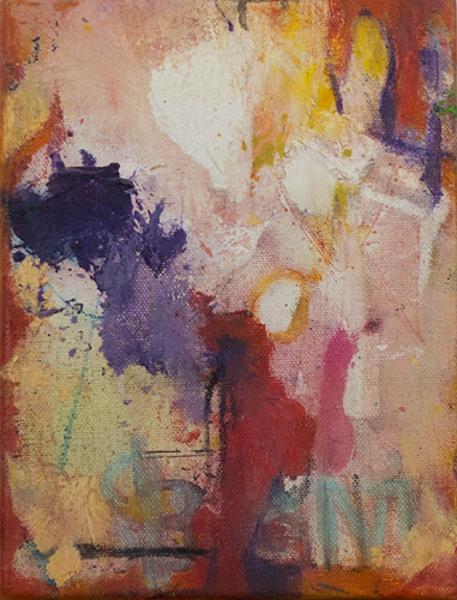 , 'Pace II,' 2017, David Barnett Gallery