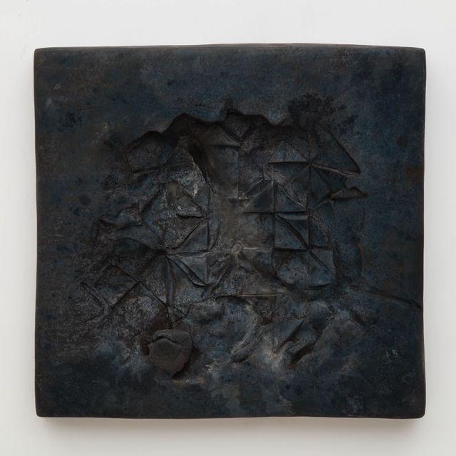 , 'Concave (Blue), ed. of 8,' 2018, Tayloe Piggott Gallery