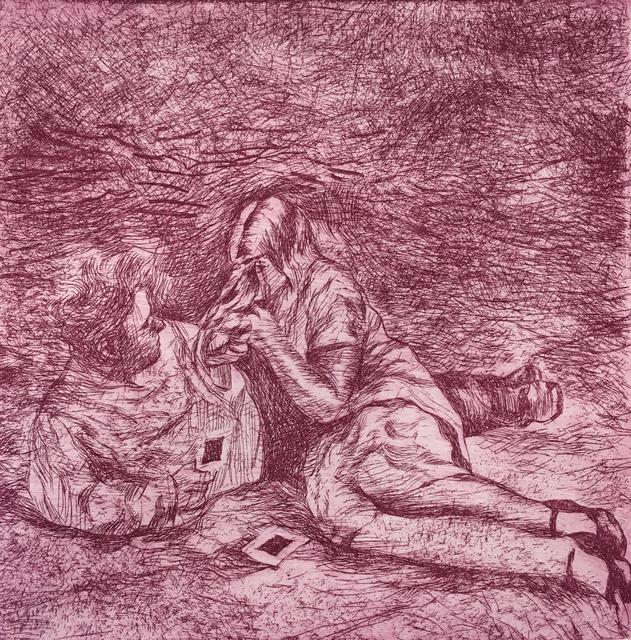 , 'Bestikkelsen,' , Kunstverket Galleri