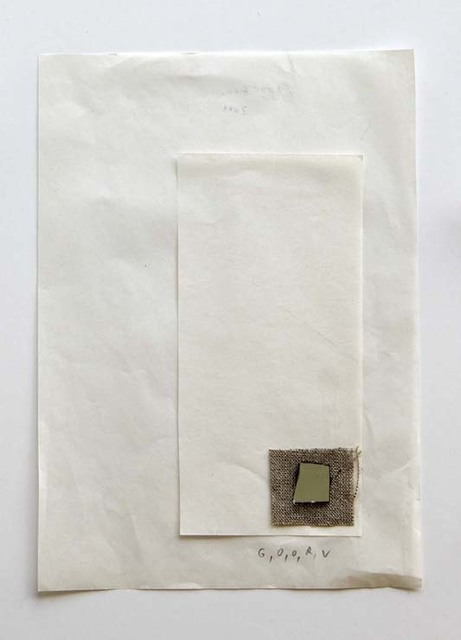 , 'Govor (Rede/ Speech),' 2009, Aanant & Zoo