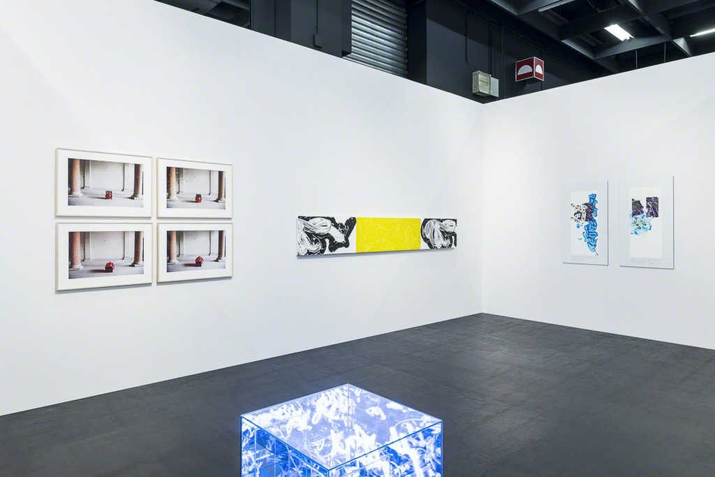 Häusler Contemporary at Art Cologne 2018 | Photo: Wolfgang Stahl