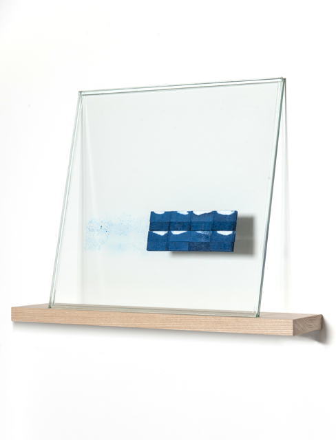 , 'Moist (cyan) I,' 2012, Whitehouse Gallery