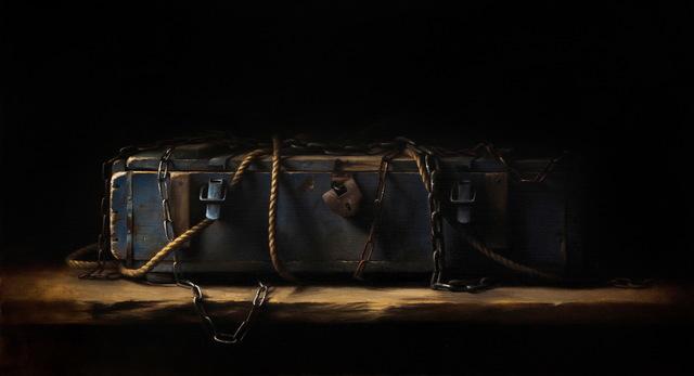 , 'Blue Case,' 2013, Zemack Contemporary Art