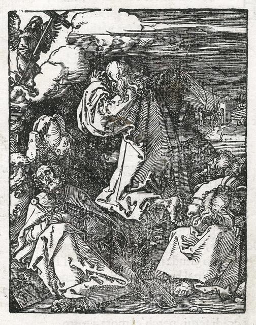 Albrecht Dürer, 'The Agony in the Garden', 1612, Goldmark Gallery