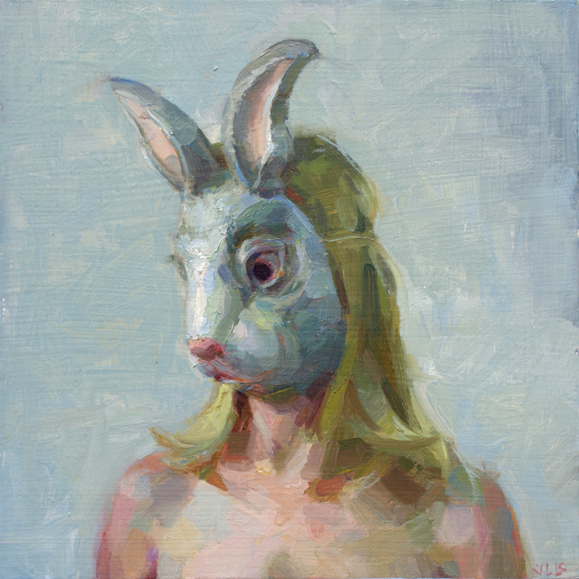 , 'Bunny Woman,' 2015, Abend Gallery