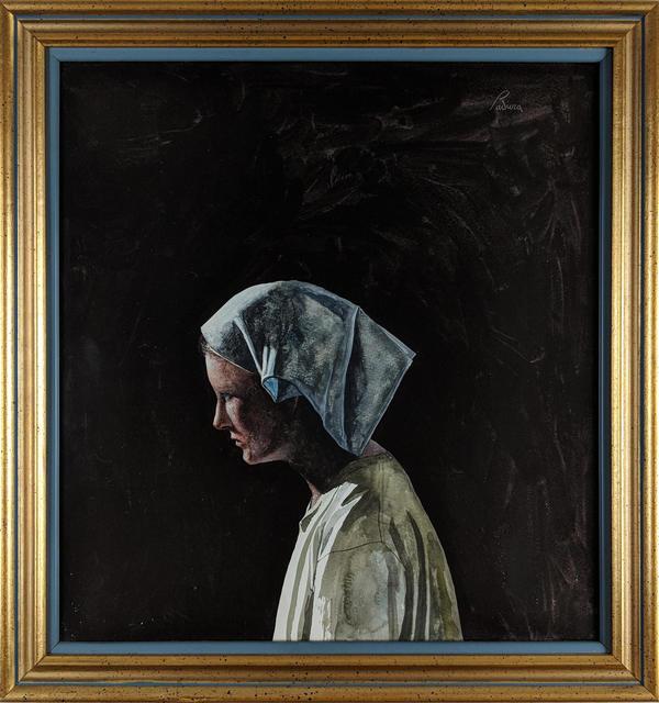 Miguel Padura, 'Portrait of a Woman', Capsule Gallery Auction