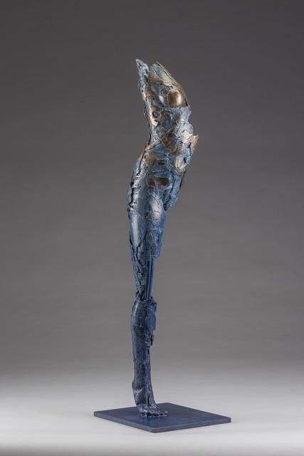 , 'Ushabti Tefnet (The Lunar Goddess of Water and Fertility),' 2015, Hilton Asmus