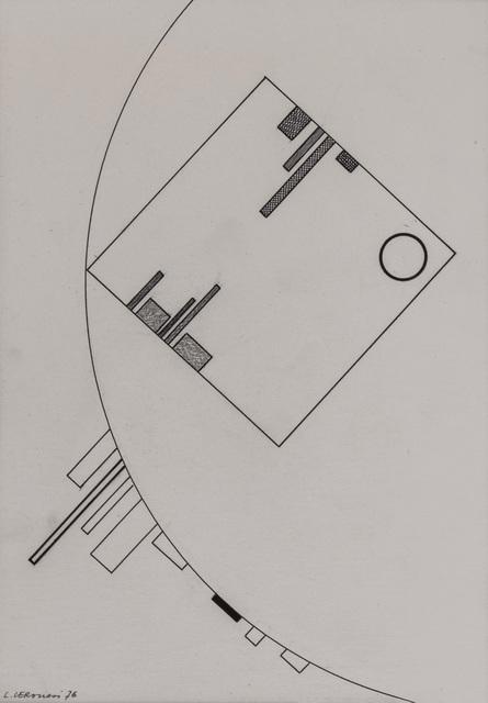 Luigi Veronesi, 'Composition', 1976, ArtRite