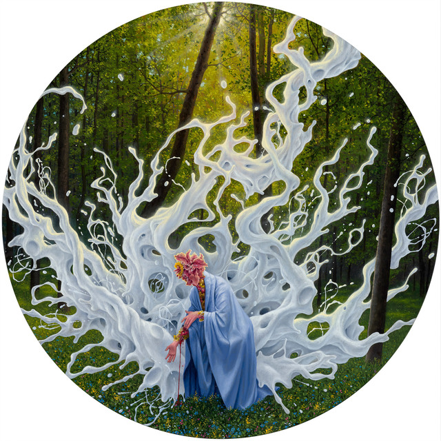 , 'The Metamorphogenesis: Sower Awakening the Forest,' 2019, Beinart Gallery